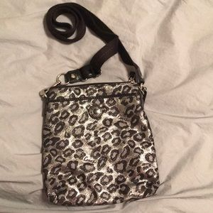 Coach over the shoulder purse